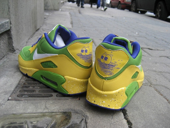 "Nike ""The Running Man"" Air Max 90 by Misha from PAM.jpg"