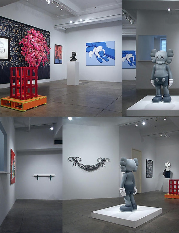 """everything else"" Exhibition Kaws & More 2.jpg"