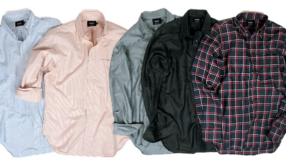 HUF 2008 Fall:Winter Button-Up Collection.jpg