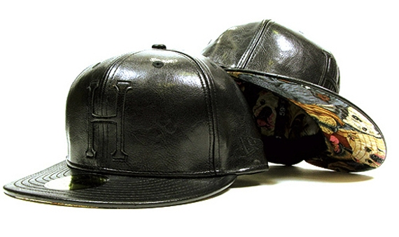 HUF x NEW ERA「LEATHER DOG」59Fifty Fitted Cap.jpg