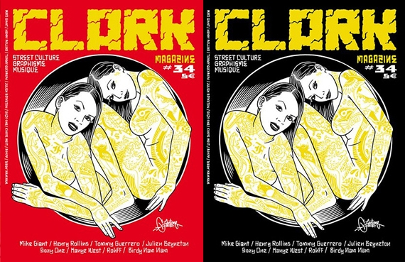 Clark Magazine Issue 34 Featuring Mike Giant.jpg