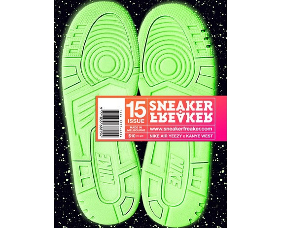 Sneaker Freaker Issue 15 | Limited Edition Glow-In-The-Dark Cover.jpg