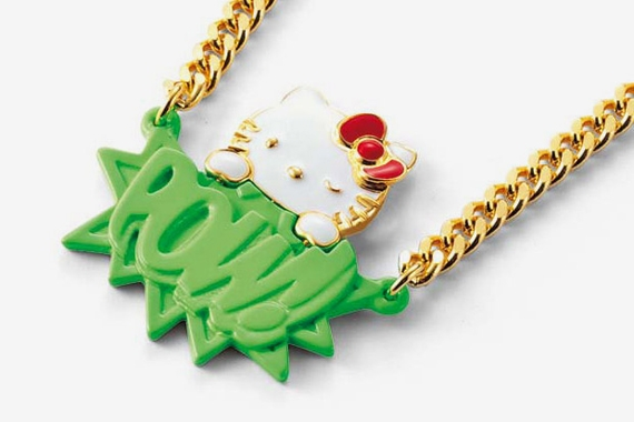 "CRASH HELLO KITTY x AMBUSH ""POW"" Pendant.jpg"