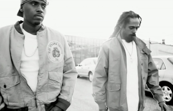 Nas & Damian Marley - As We Are.jpg