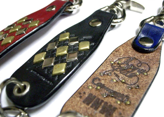 Benny Gold x Common Magazine Leather Keychains.jpg