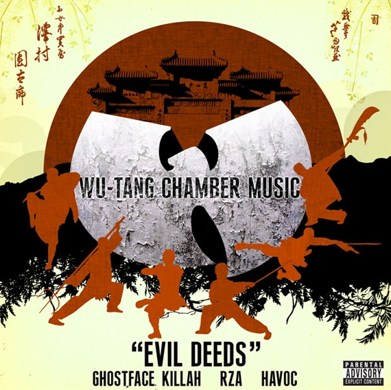 Ghostface Killah, RZA & Havoc - Evil Deeds.jpg