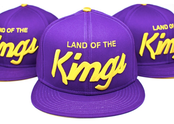 "U-N-I x Hella Tight ""Land of The Kings"" Snapback Cap.jpg"
