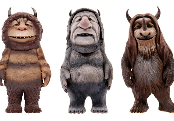 Where The Wild Things Are x Medicom Toy Figure Collection.jpg