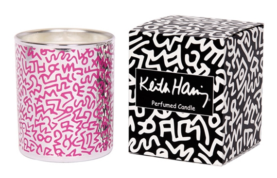 "Ligne Blanche ""Keith Haring"" Porcelain Candle.jpg"