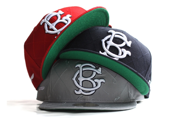 Benny Gold Diamonds Embroidered New Era Cap.jpg