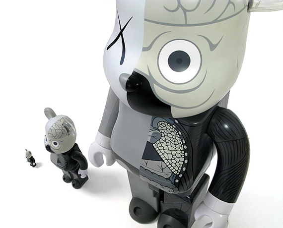 OriginalFake x Medicom Toy Dissected Companion Bearbrick Grey Series.jpg