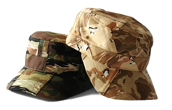 Futura Laboratories 2010 Spring:Summer Hat Collection.jpg