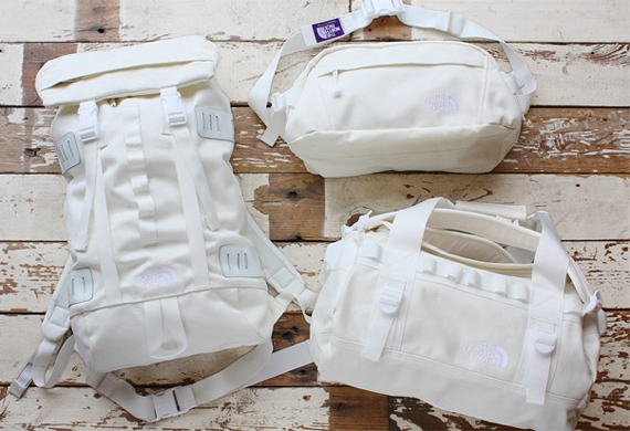The North Face Purple Label 2010 Spring:Summer Bag Collection.jpg