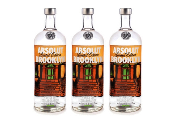 "ABSOLUT x Spike Lee ""ABSOLUT Brooklyn"" Vodka .jpg"