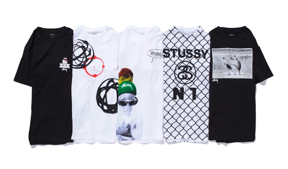 Stussy 30th Anniversary XXX T-shirt Collection Group 4.jpg