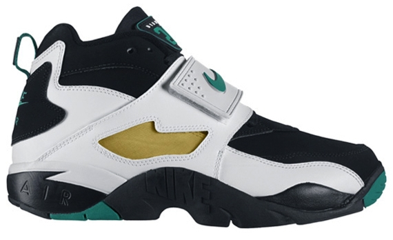 Nike Air Diamond Turf Black:Deep Emerald.jpg