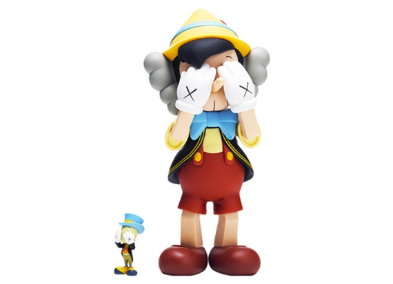 OriginalFake x Medicom Toy Pinocchio & Jiminy Cricket Set.jpg