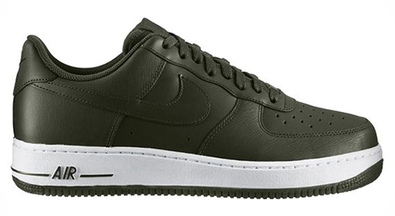 Nike Air Force 1 Low Bog Green:White.jpg