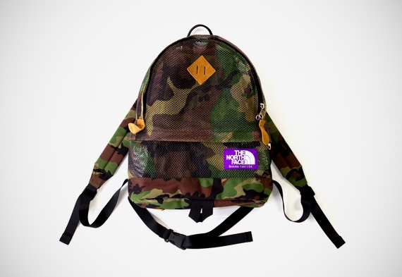 THE NORTH FACE PURPLE LABEL Medium Mesh Day Pack.jpg