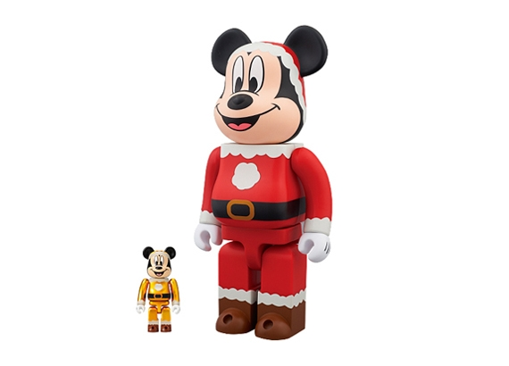 "Medicom Toy Bearbrick Special Ornaments ""Mickey Mouse"".jpg"