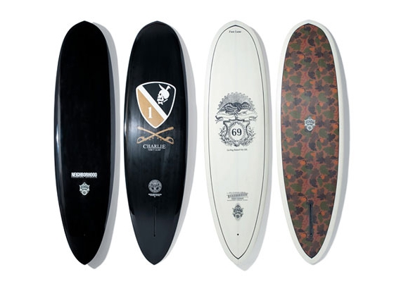 "NEIGHBORHOOD x ENO Surfboards 2012 ""CHARIE"" Series Surfboards.jpg"